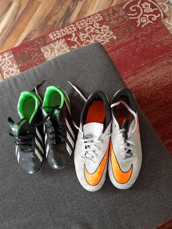 Adidas 35 Nike 38,5