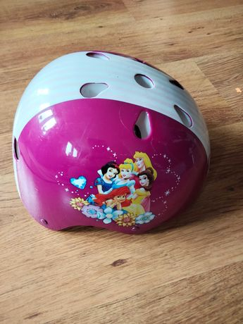 Kask rowerowy na 6-7 lat