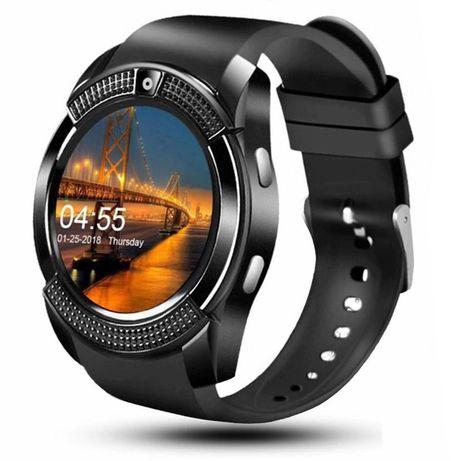 Smartwatch Armor Black Zegarek wielofunkcyjny, sportowy,