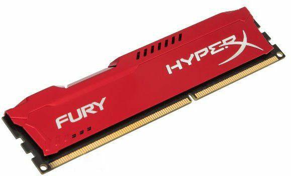 ОЗУ, hyperx fury 8gb