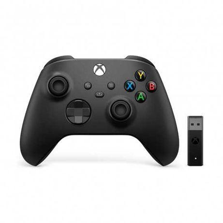 Comando Xbox Wireless + Adaptador para Windows