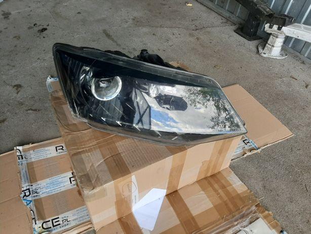 lampa prawy przód skoda fabia III 3 6v1.941.016.b