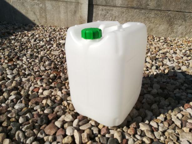 Bańka beczka kanister baniak na wodę paliwo 20l 25l