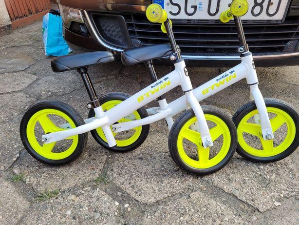 2 rowerki biegowe b twin