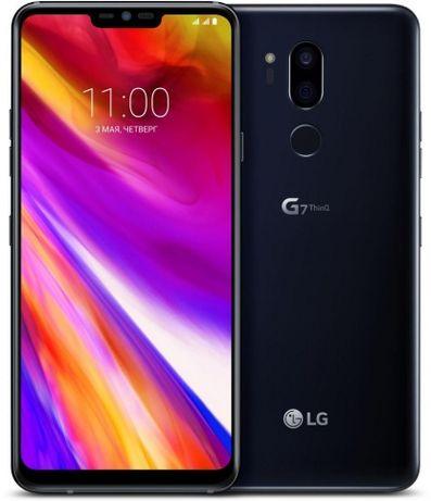 Новый оригинал LG G7 G710n ThinQ 4/64GB Platinum Gray