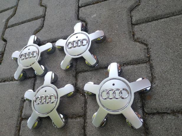 4x dekielki Felg Audi Oryginalne stan idealny 4F0