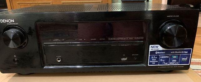 Amplituner DENON AVR-X520BT