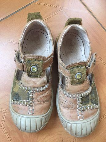 Sandały kryte, półbuty Bartek 28