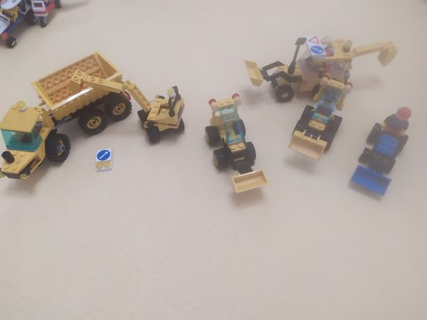 Lego Classic Town 6581 & 6662 & 6504 & 6512