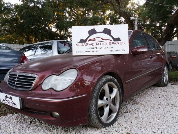 Mercedes C220 CDI Auto 2004, E320 CDI Elegance Auto 2000 Para Peças