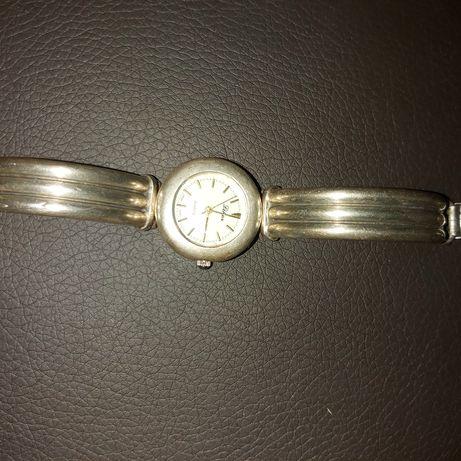 Sprzedam dwa zegarki srebrne