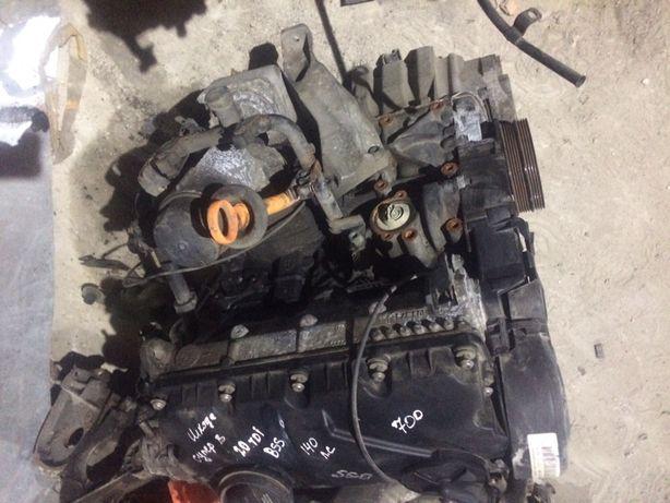 Двигатель BSS 2.0тді vw SKODA