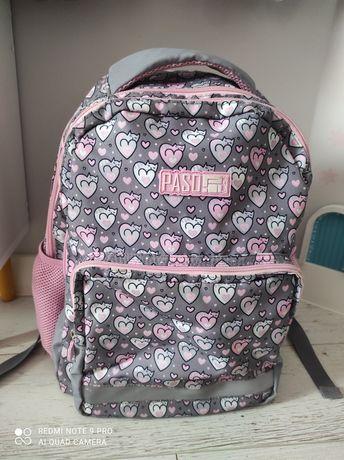 Plecak szkolny wyprofilowany