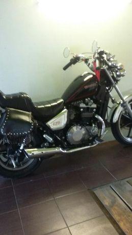 Kawasaki LTD 450