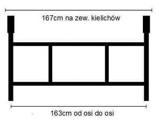 Rusztowania Warszawskie MOCNE Rusztowanie ATEST 52 zł+23%VAT= 63,96