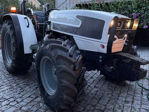 Tractor Agrícola Lamborguini Crono 80