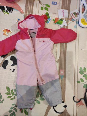 Зимовий комбінезон lupilu для дівчинки