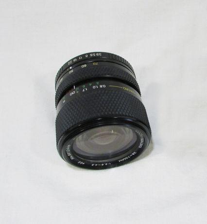 Acessórios e material de fotografia analógica