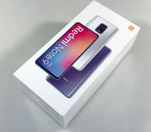 Nowy XIAOMI Redmi Note 9 Pro 6 128GB- Szary- Kurier!