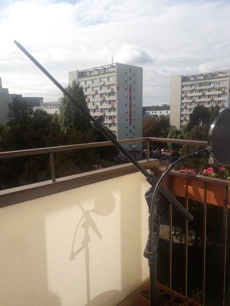 Statyw do mikrofonu konig & meyer statyw mikrofonowy