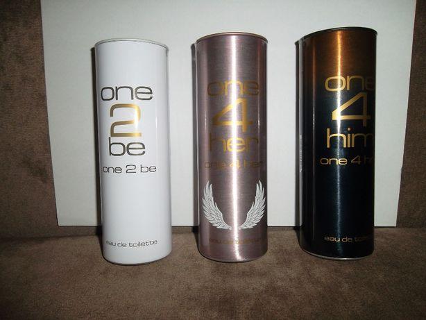 Woda perfumowana= one 2 be