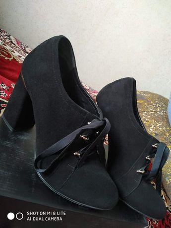 Женские ботинки,батильны, полусапожки