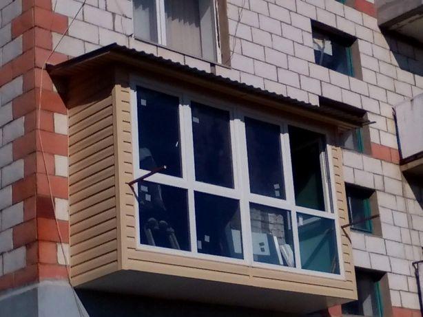 Балконы под ключ. Измаил и Одесская область