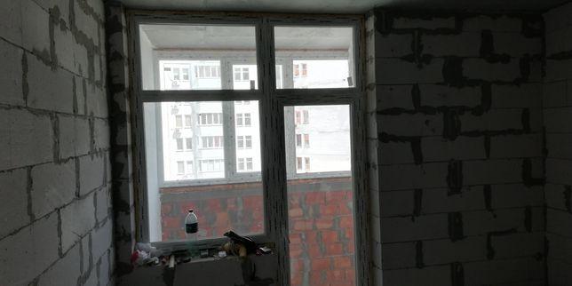 Балконная рама 2х камерная 1800 грн.