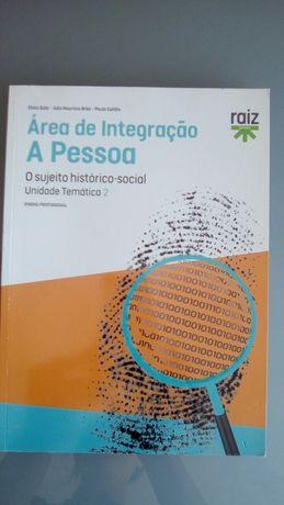 Livro Área Integração