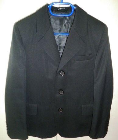 Пиджак школьный ТМ Милана полушерстяной с тефлоновым покрытием р.134