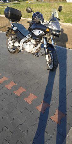 Motocykl BMW F650 CS
