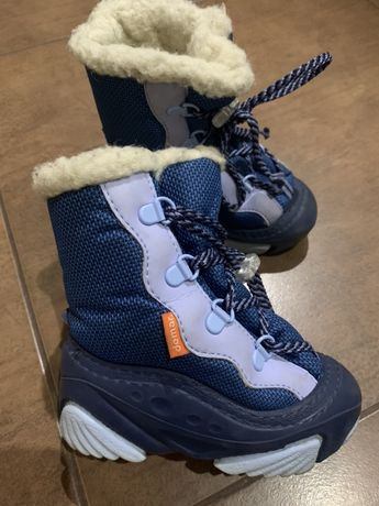 Ботинки, дутики Demar