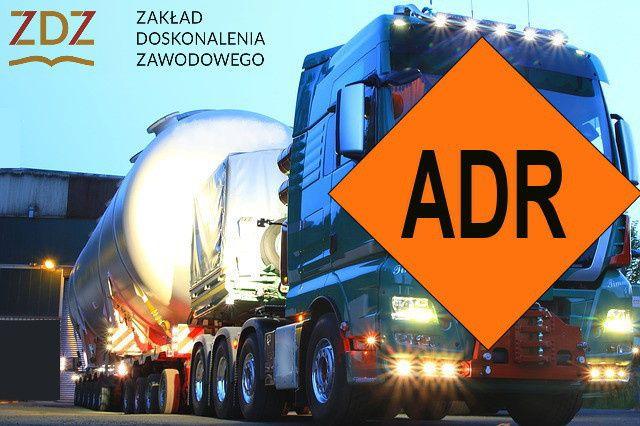 kurs na przewóz rzeczy ADR KOD 95 HDS CPC szkolenie okresowe kierowców