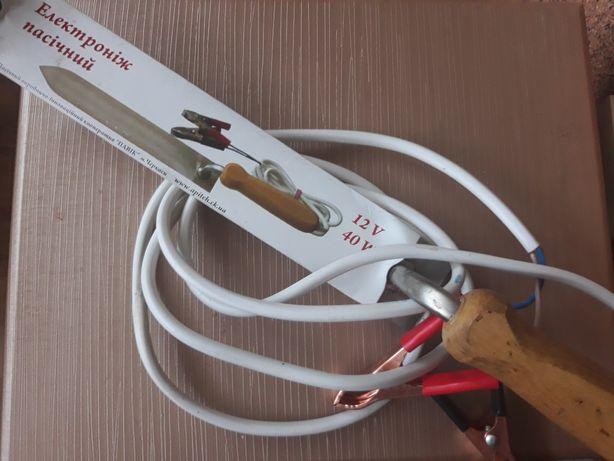 Практически новый пасечный нож с электроподогревом