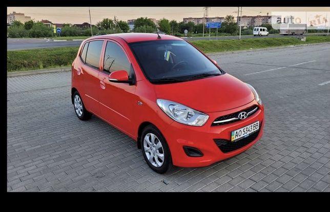 Продам машину Hyundai i10
