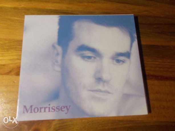 Morrissey cd single Our Frank e Sing your life