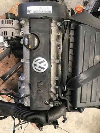 Motor CGG Volkswagen Polo 1.4FSI (63kW) (2011)