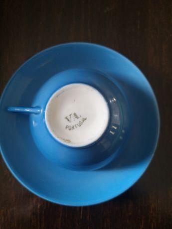 Chávena com Pires VA