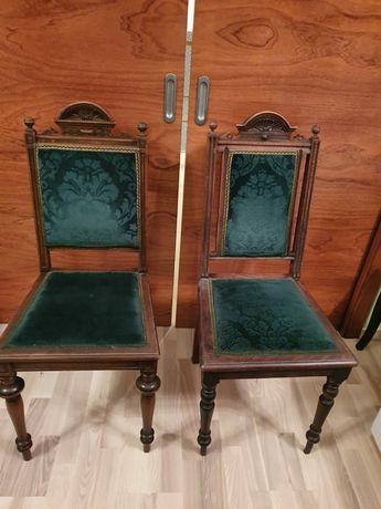 Krzesła komplet 4 sztuki