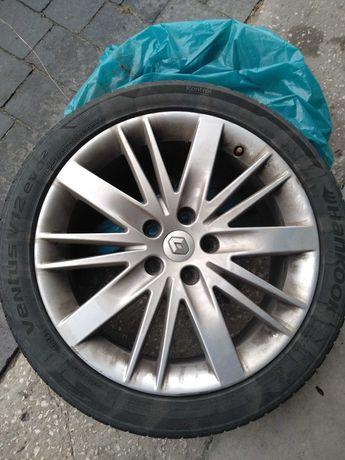 Felgi aluminiowe Renault Laguna gt R18