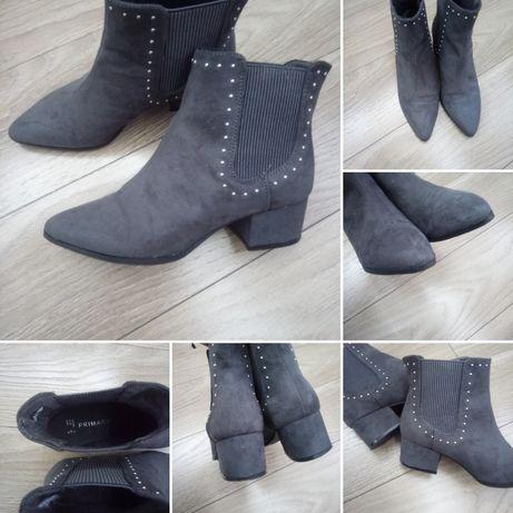 Ботинки на осень от PRIMARK