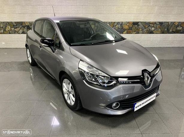 Renault Clio IV 1.5 dCi GPS