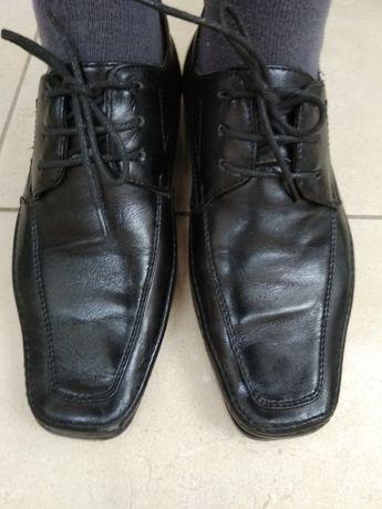 Туфли для мальчика 35 р., кожа.