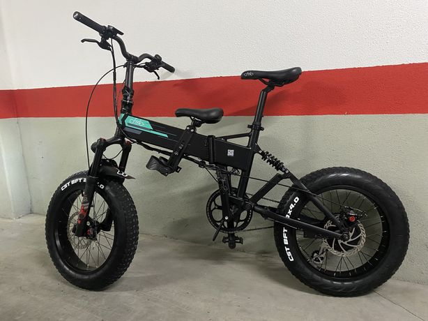 Bicicleta Electrica Fiido M1-Pro - Special Edition - 130 km Autonomia