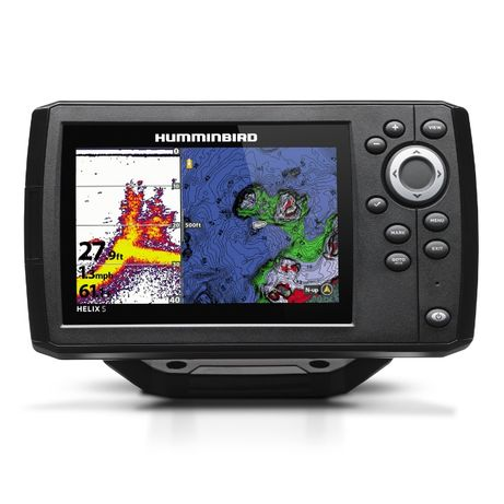 Эхолот Ехолот Humminbird HELIX 5 CHIRP GPS G2