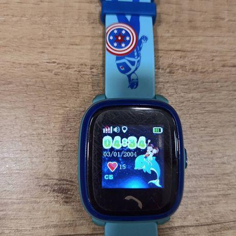 Детские смарт-часы Q 100 !