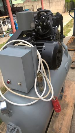 POMET A50 (AIRPOL WAN) sprężarka kompresor 7,5 kW 240L