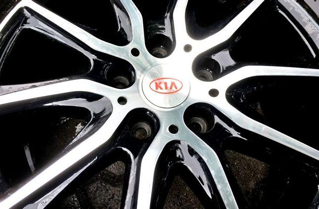 / Honda/ K I A / Hyundai / 4 koła / Felgi Aluminiowe + Opony Lato 16 '
