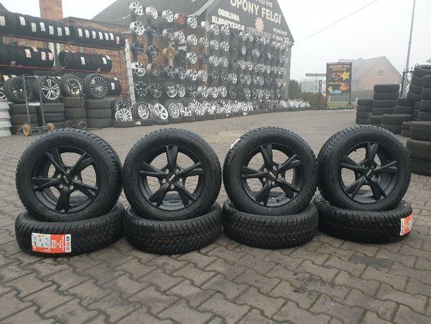 "Felgi aluminiowe Oxxo 5X108 15"" 6J ET45 + Firestone 195/65/15 z 2015 r"