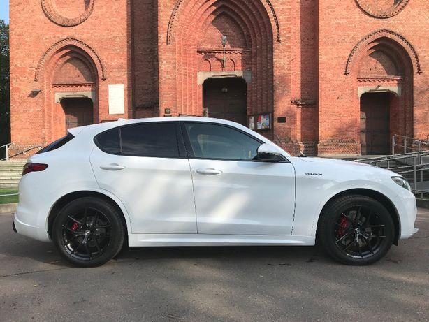 Auto do ślubu Alfa Romeo Stelvio Veloce MY20 najnowszy model